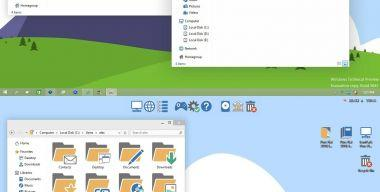 Pure Flat 2014 IconPack Installer