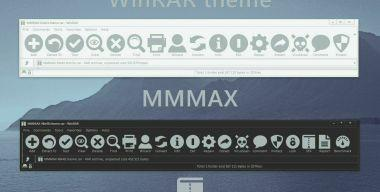 MMMAX WinRAR theme