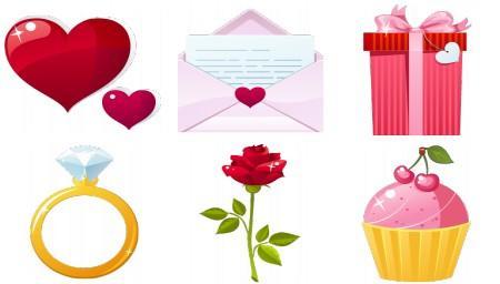 Heart romance