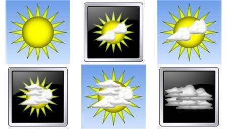 Weathercons