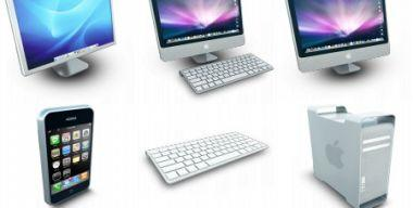 Apples Icons by Archigraphs