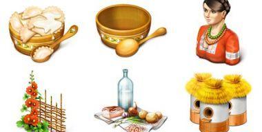 Ukrainian Motifs