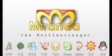 Как установить cкин для Miranda