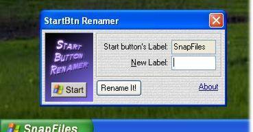 StartBtn Renamer