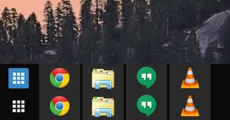 ChromeOS Start Orbs