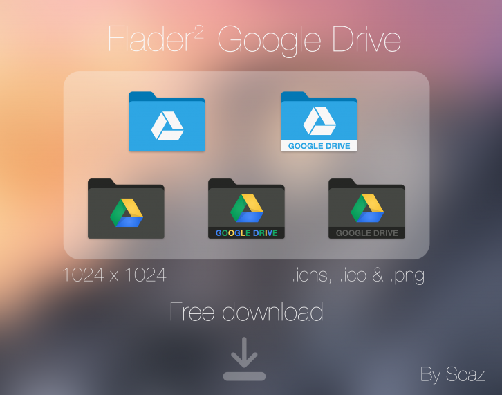 Flader : google drive (Request)