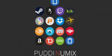 puddinumix extra icons