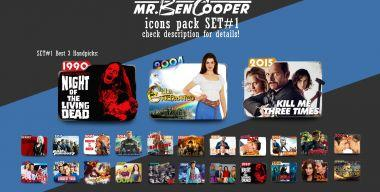 Iconspack Set1 movietv folders