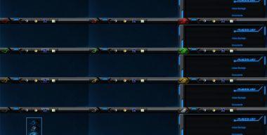 HUD Evolution ASUS ROG Orbs Full Transparency W8