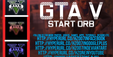 GTA V Start Orb-Hackerz Zone