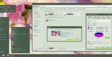 deviantART 2015 for Windows 7