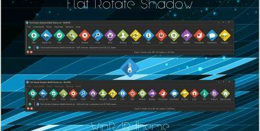 Flat RotateShadow