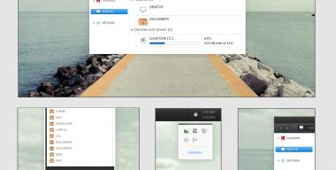 Noir Theme Windows 8.1