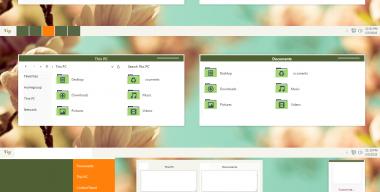 V.e.g Theme For Windows 8.1