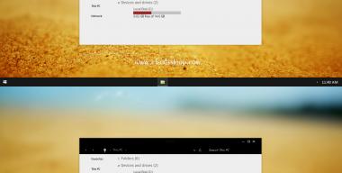 Etech Litte Theme Windows 8.1