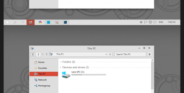 Numix-Light Theme Windows 10