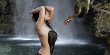 Девушка и Змей