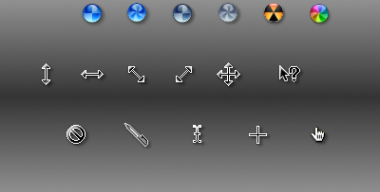 New Mac OS X Cursor