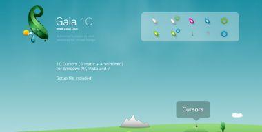 Gaia10 Cursors