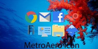 Metro Aero Icon
