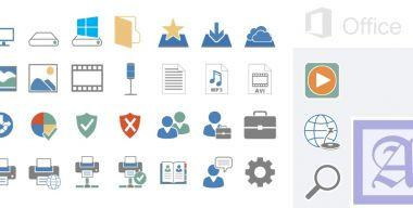 Office 2013 Icons