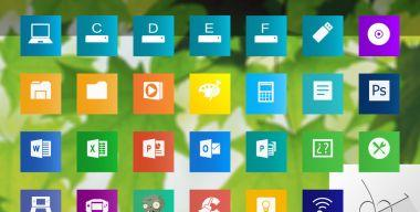 Windows 10 Tiles