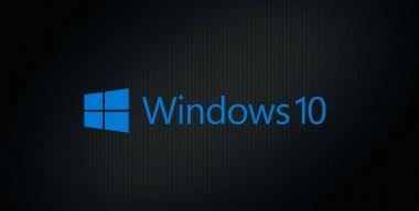 Темные темы для Windows 10