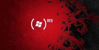 Красные темы для Windows 7