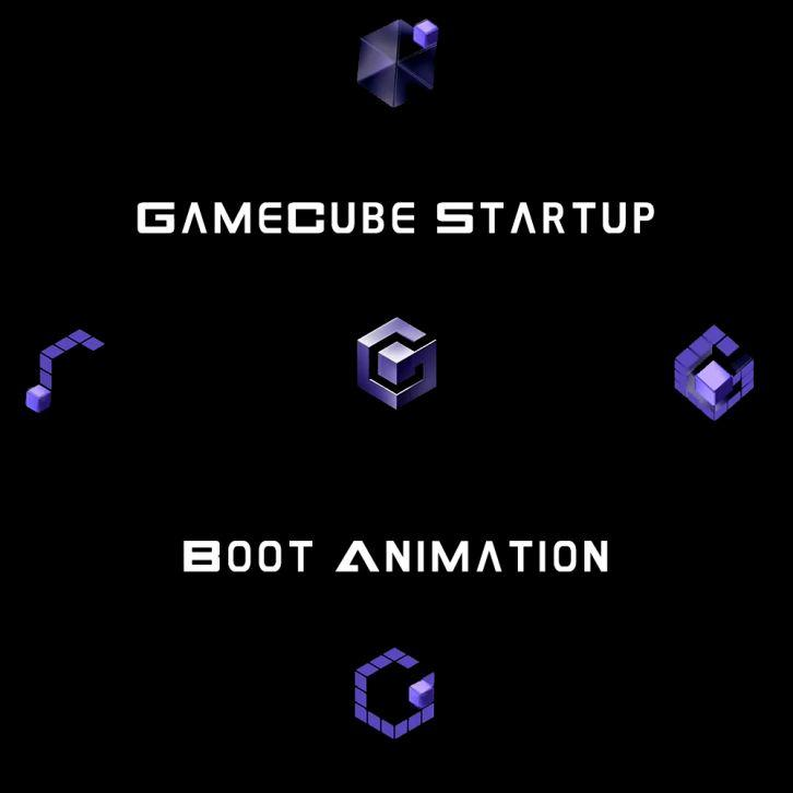 GameCube - Экраны загрузки windows 7