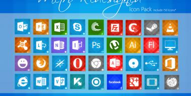 Иконки программ для Windows