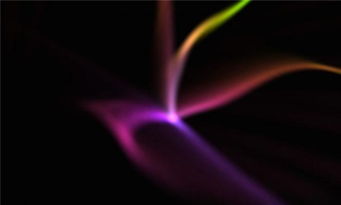 Flurry - Заставка из macOS