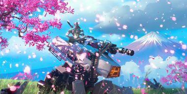 Genji (Cherry Blossom)