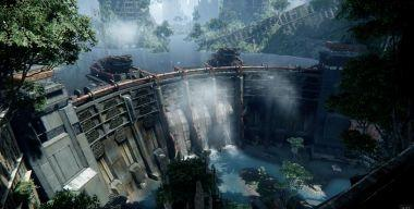 Crysis 3 Hydroelectric Dam