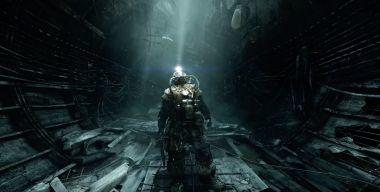Metro 2033 Tunnel
