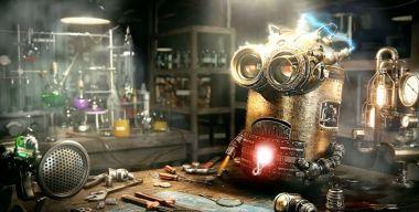 Робот - Замыкание