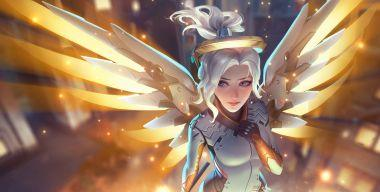 Mercy Animated Polished