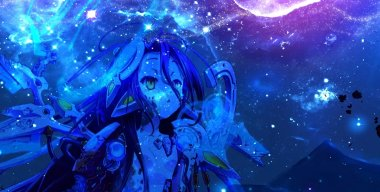 No Game No Life - Shuvi