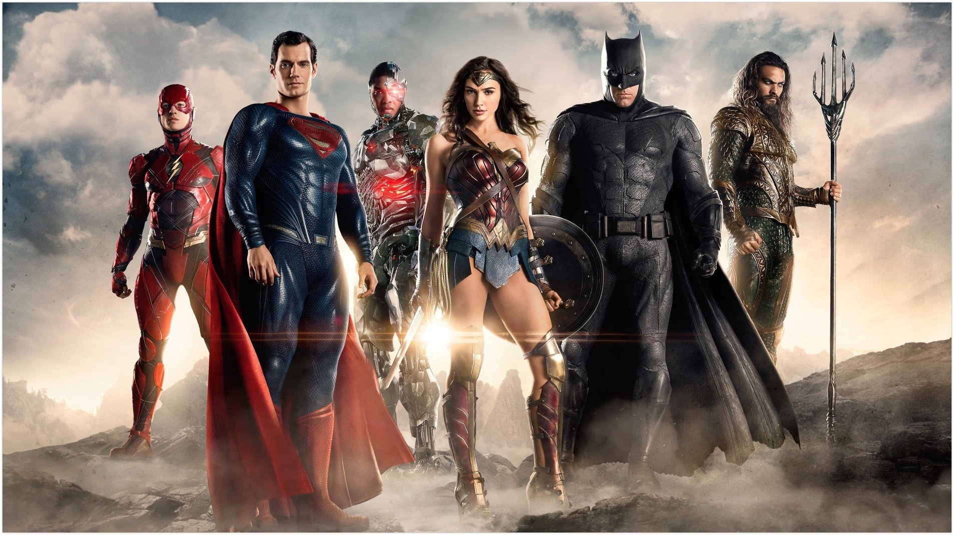 Justice League Movie HD Live Wallpaper For Windows - Живые обои Разное