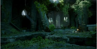 Da Inquisition Lost Temple Of Dirthamen Live Wallpaper