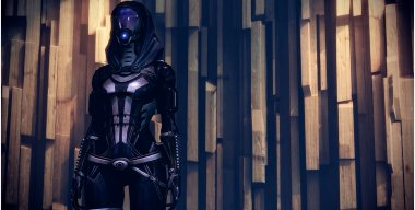 Mass Effect 3 Tali Custom Wall Live Wallpaper 7