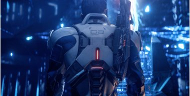 Mass Effect Andromeda Animated Windows Wallpapers