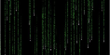 Matrix Code Animated HD Wallpaper