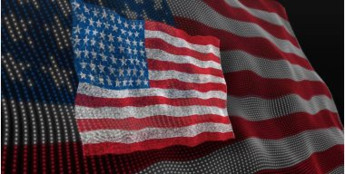 Usa Flag Windows 10 Animated Wallpaper