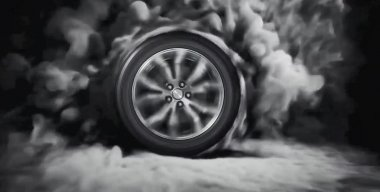 Tire-Burnout